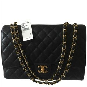 a92d8c0133f0 Women s Chanel Maxi Flap Bag Price on Poshmark